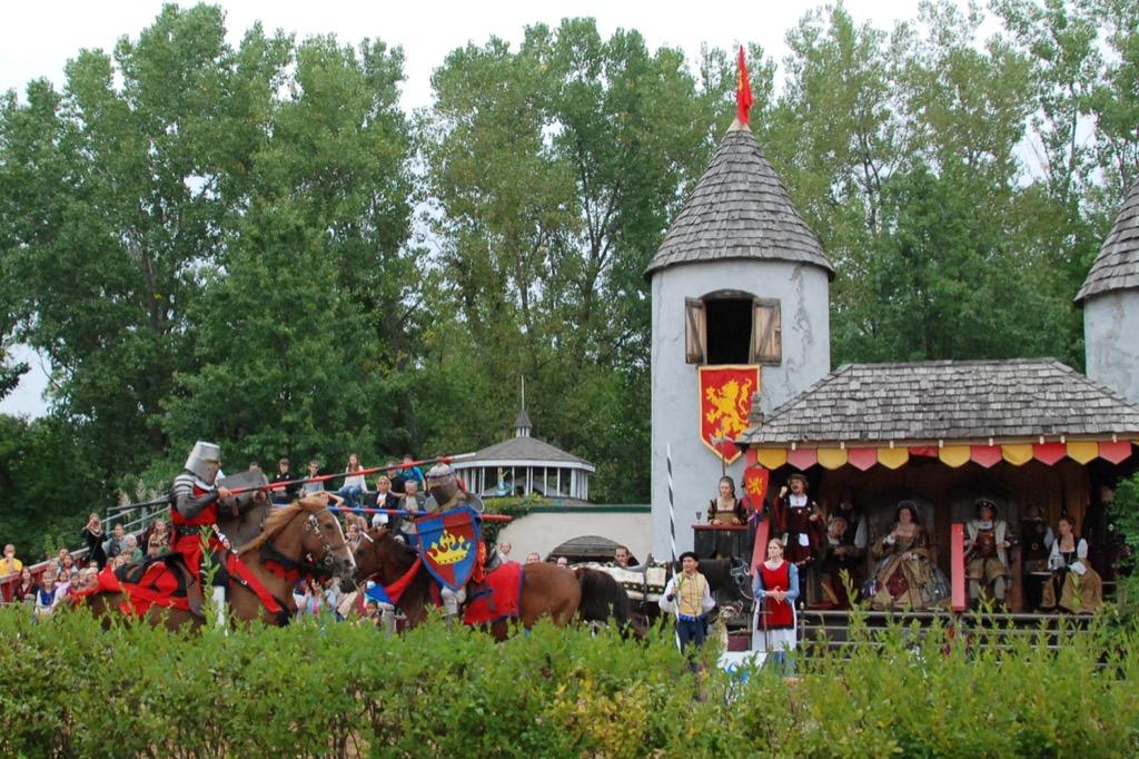 kansas renaissance festival weird summer traditions