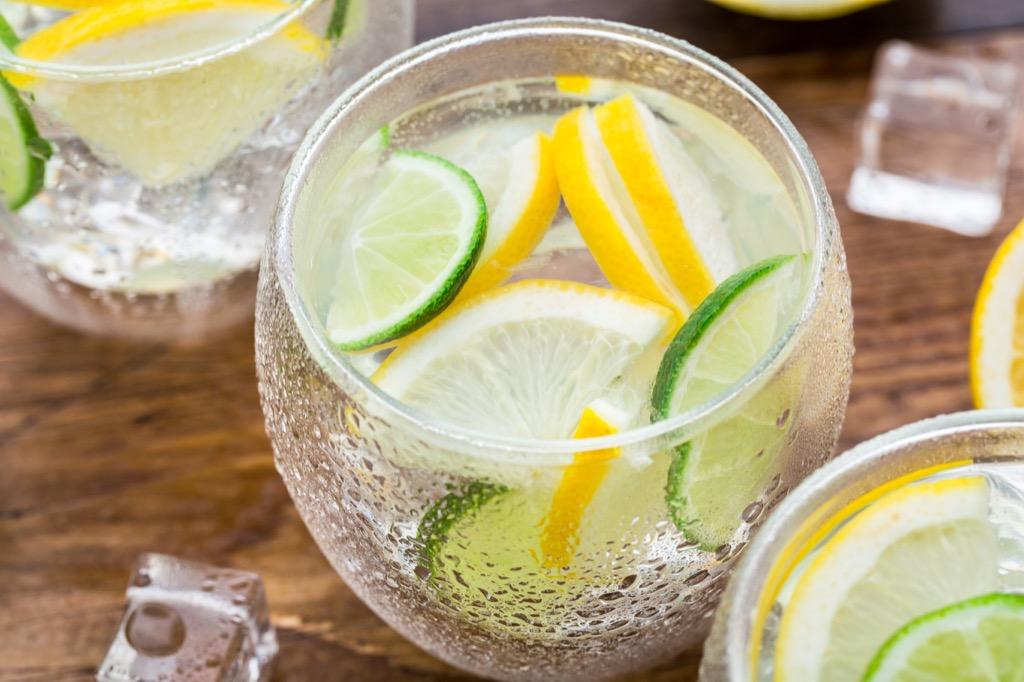 lemon lime water