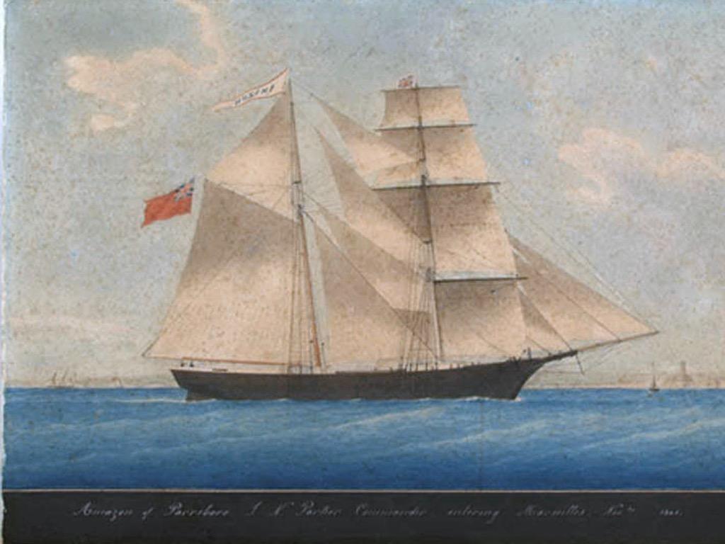 mary celeste History's Greatest Mysteries