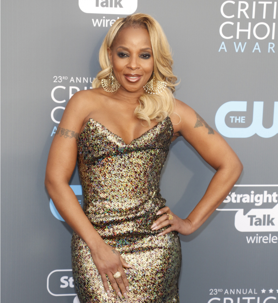 Mary J. Blige Musicians Dying to be Actors