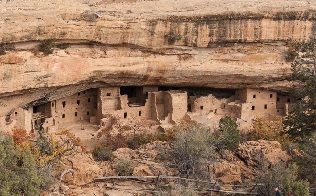 mesa verde national park most historic location in every state