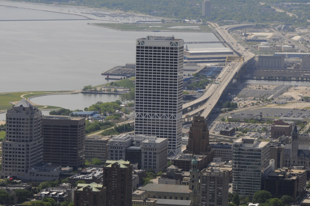 milwaukee wi worst cities to drive in