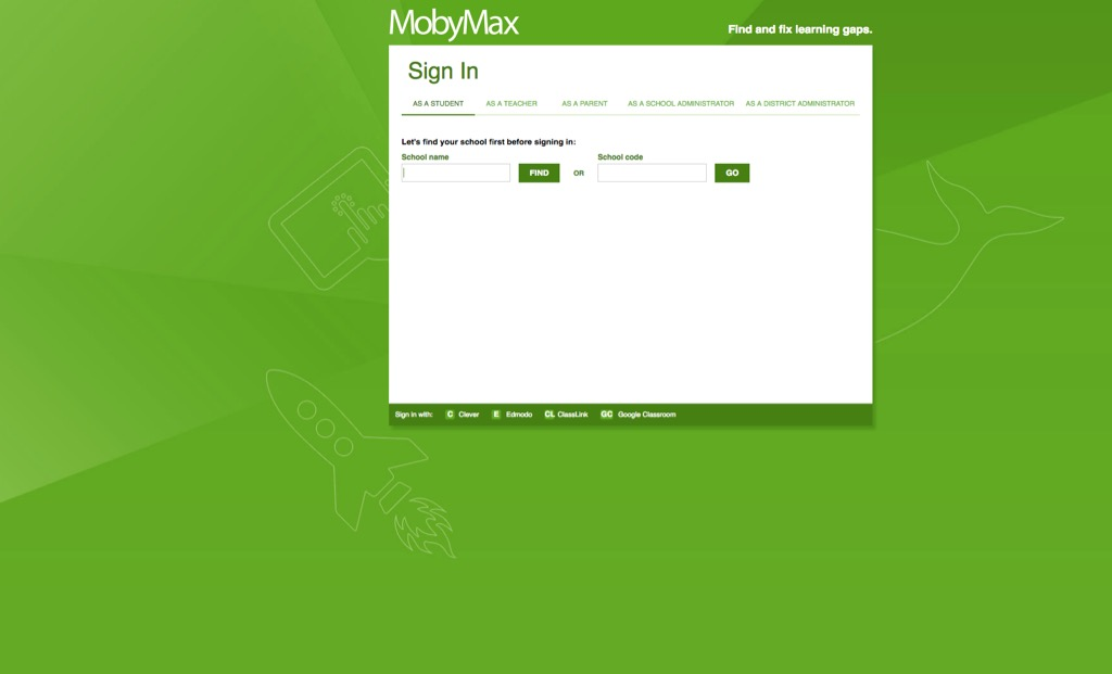 mobymax website most popular web search every state