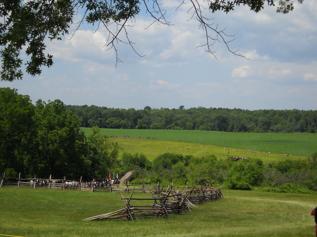 monmouth battlefield most historic location every state