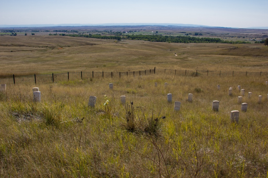montana little bighorn most historic location every state