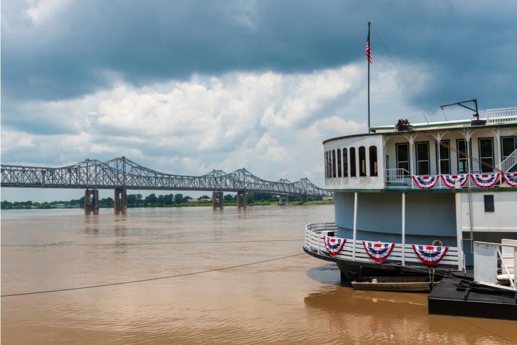 Natchez Mississippi Enchanting Hideaways in the U.S.