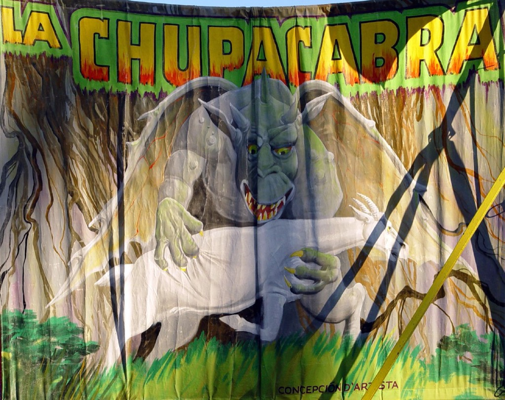 new mexico chupacabra weirdest urban legend every state