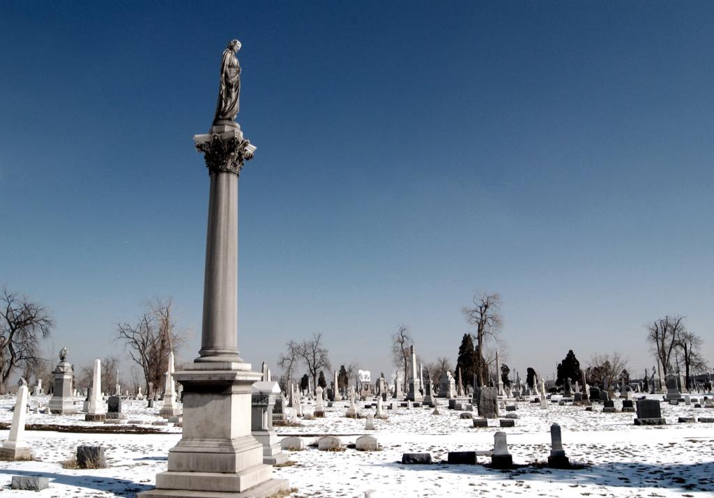 north dakota riverside cemetery weirdest urban legend every state