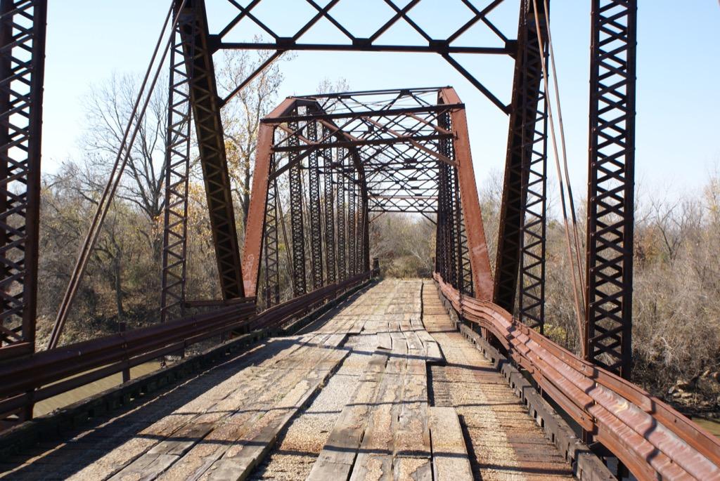 oklahoma crybaby bridge