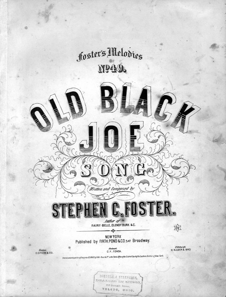 old black joe song the biggest folk hero every state