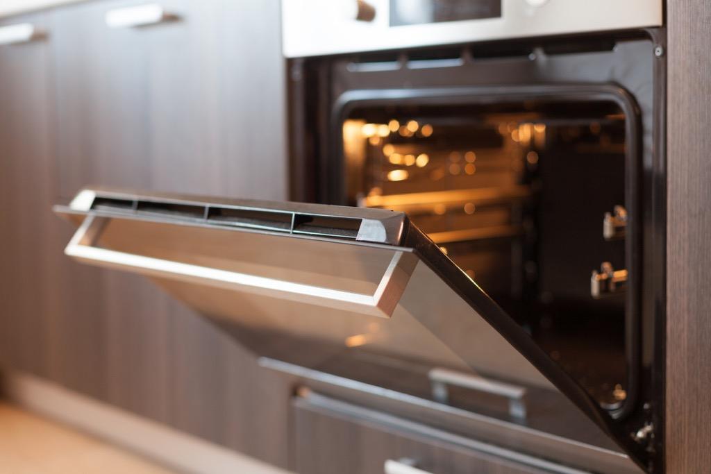 oven door, easy home tips