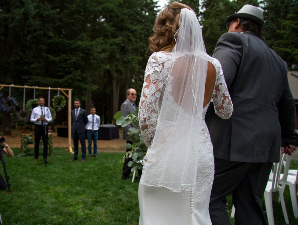 outdoor wedding 20 Old-Fashioned Wedding Traditions That Nobody Does Anymore