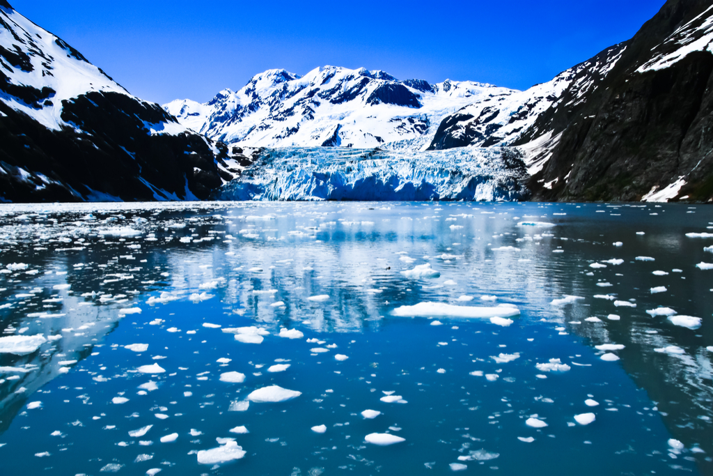Prince William Sound Alaska Surreal Places in the U.S.