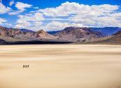 Racetrack Playa Death Valley National Park