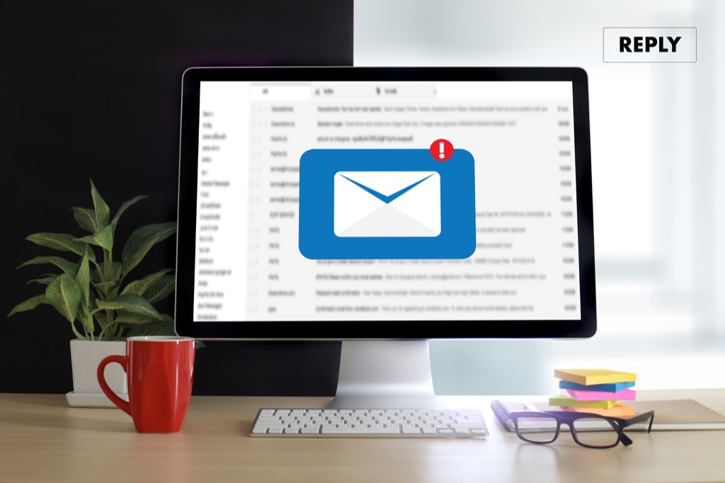 Email Inbox {New Words}