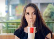 drink soda