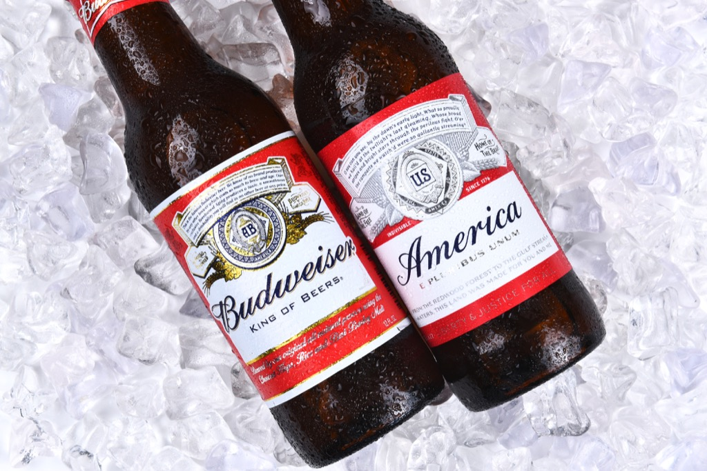 Anheuser-busch america beer july fourth traditions