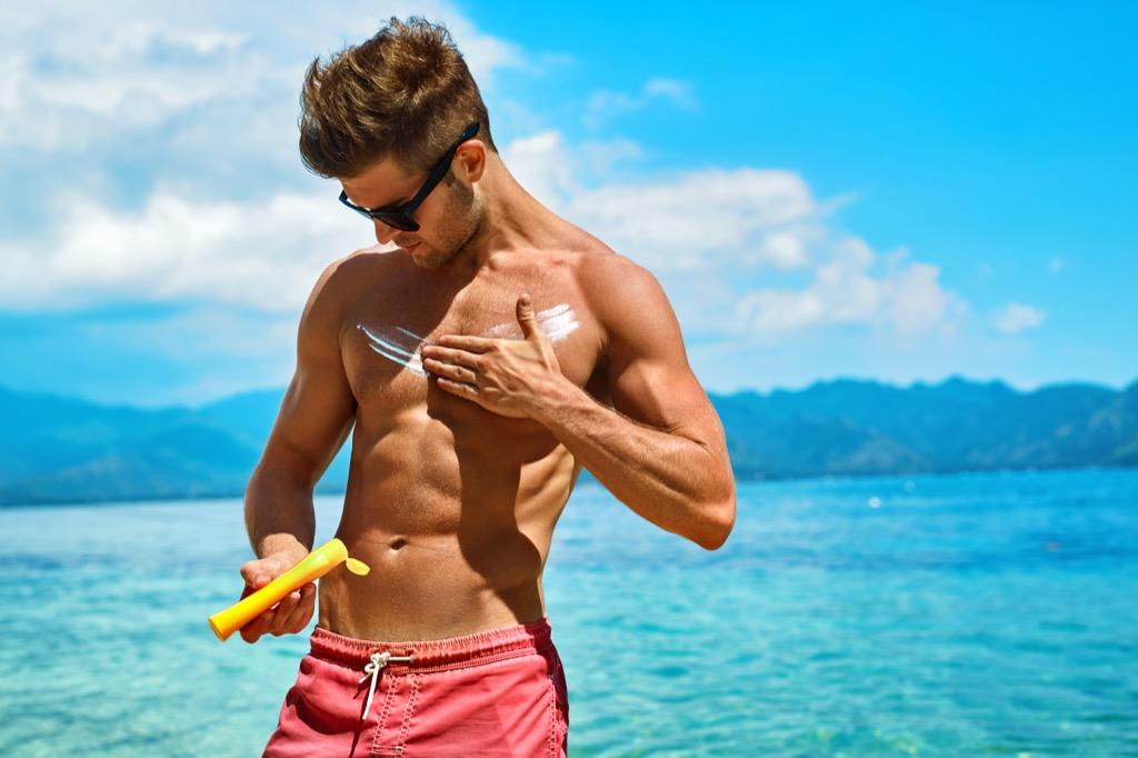 sunscreen guy