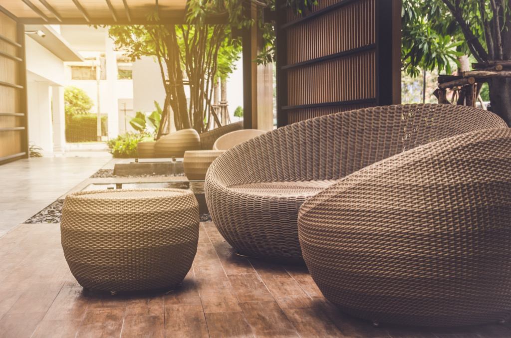 rattan furniture 20 amazing ways to brighten up your home