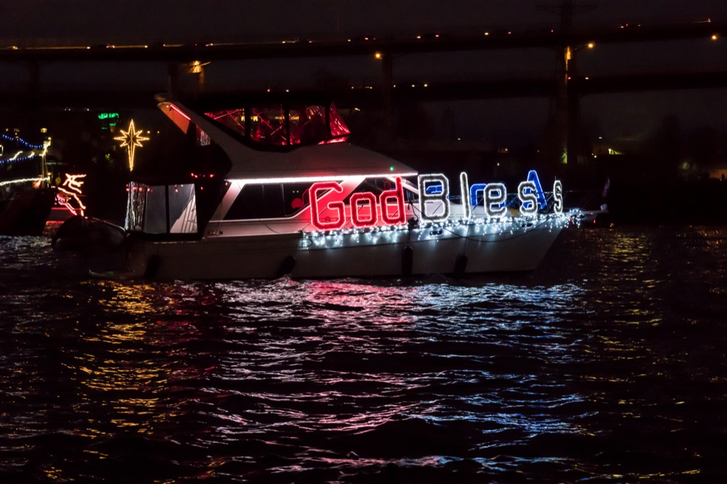 boat parade july fourth traditions