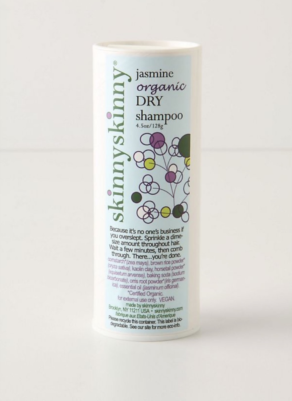 skinny skinny dry shampoo