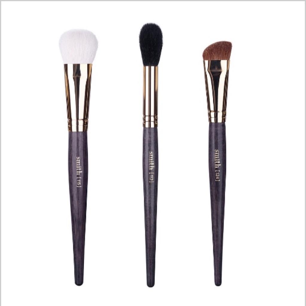 smith cosmetics brush set
