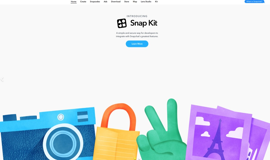 snapchat website most popular web search every state
