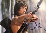 Sylvester Stallone Bad Signatures
