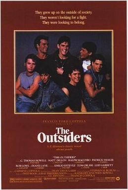 The Outsiders Tom Cruise