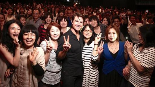 Tom Cruise Day Japan