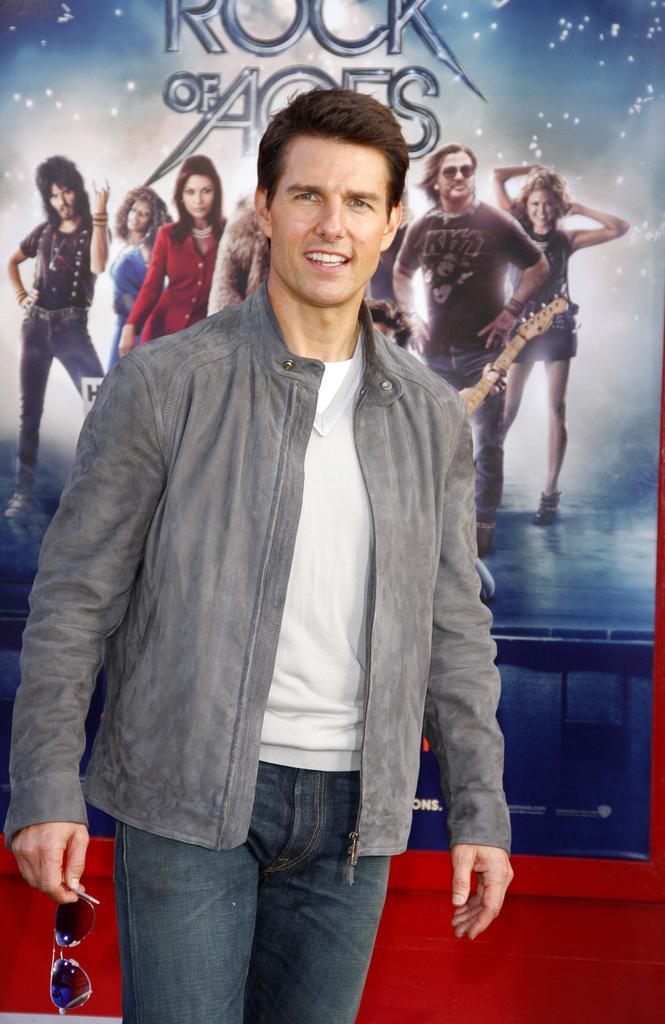 Tom Cruise Diet