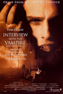 Tom Cruise Interview with the Vampire