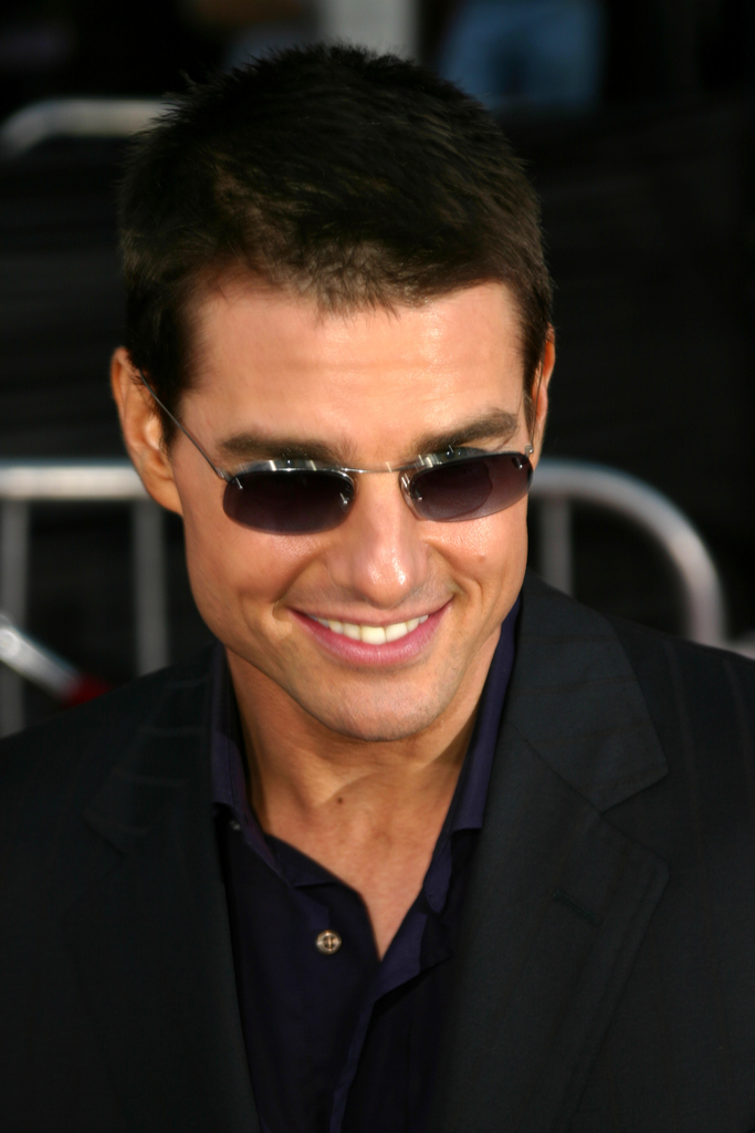 Tom Cruise Rich