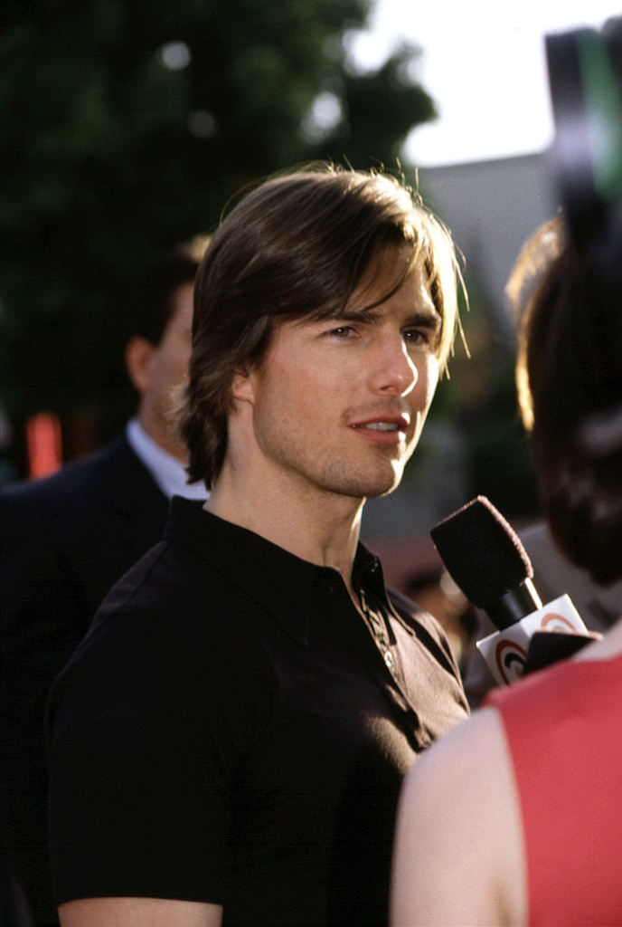Tom Cruise Younger