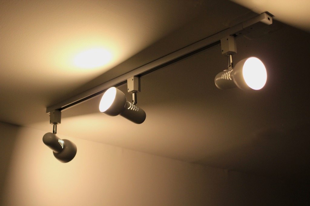 track lights outdated home design