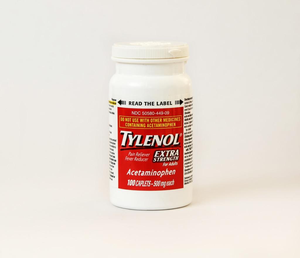 tylenol Most Abused OTC Medications
