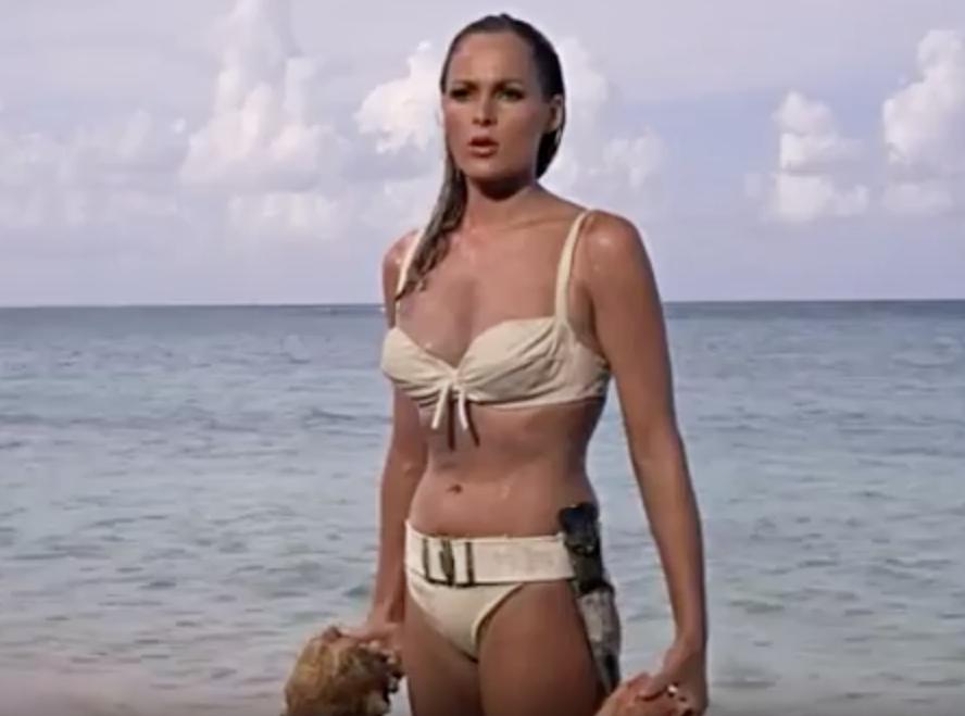 Ursula Andress Dr. No Bikinis