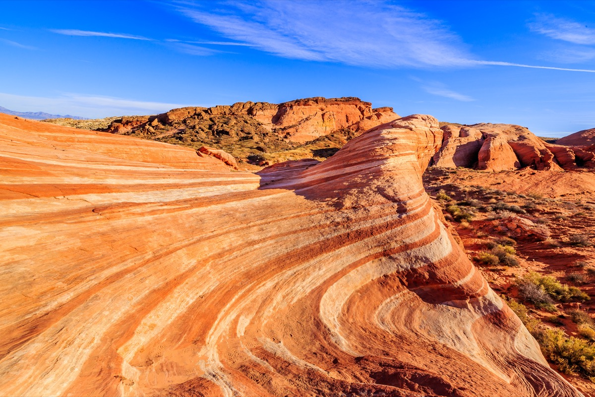 famous firewave valley of fire