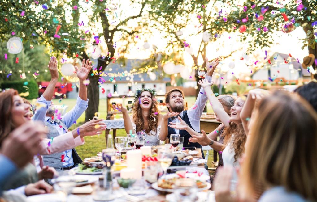 Wedding Reception {Target Shopping Secrets}