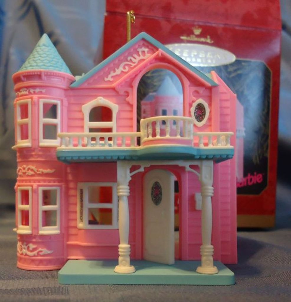 1999 Barbie Dream House 1990s Facts