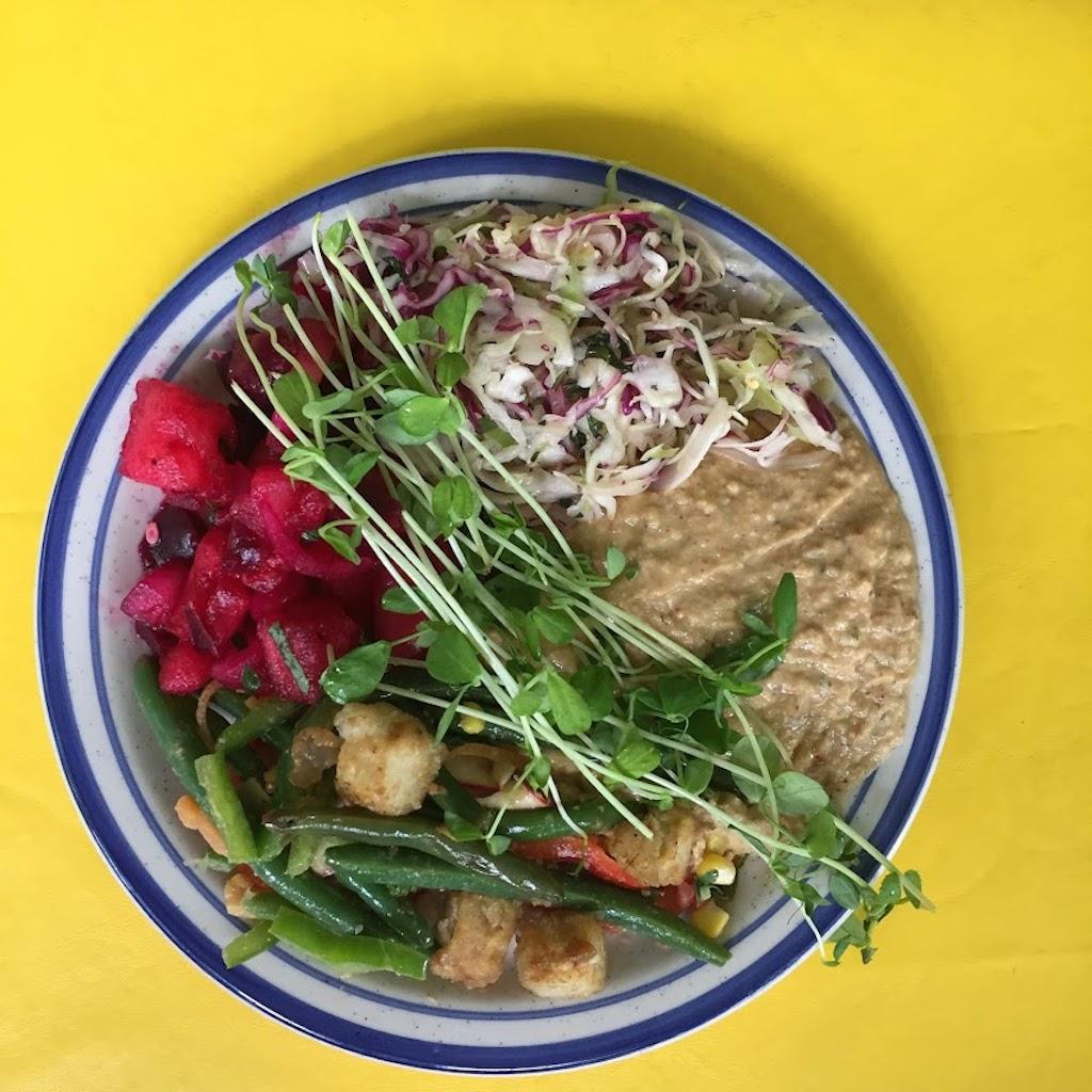 food at omega institute