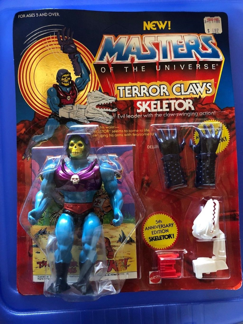 Masters of the Universe action figure