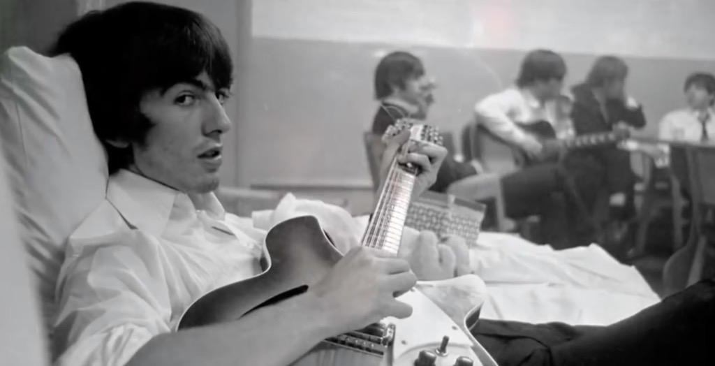 George Harrison, Living in a Material World