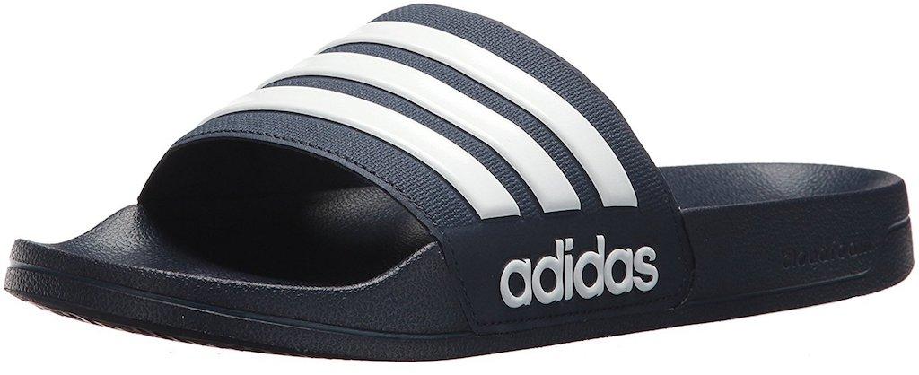 Adidas shower shoe sandal