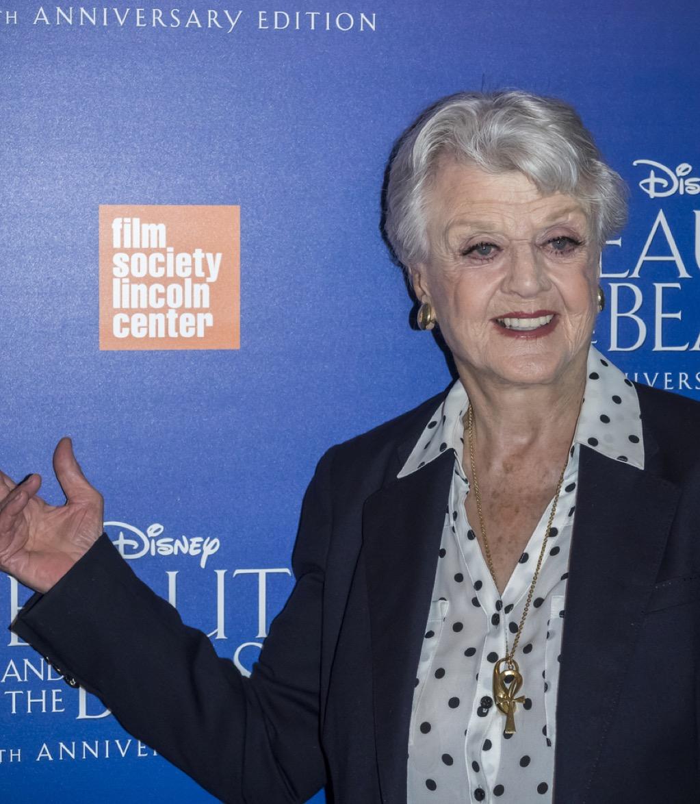 Angela Lansbury over 50 success