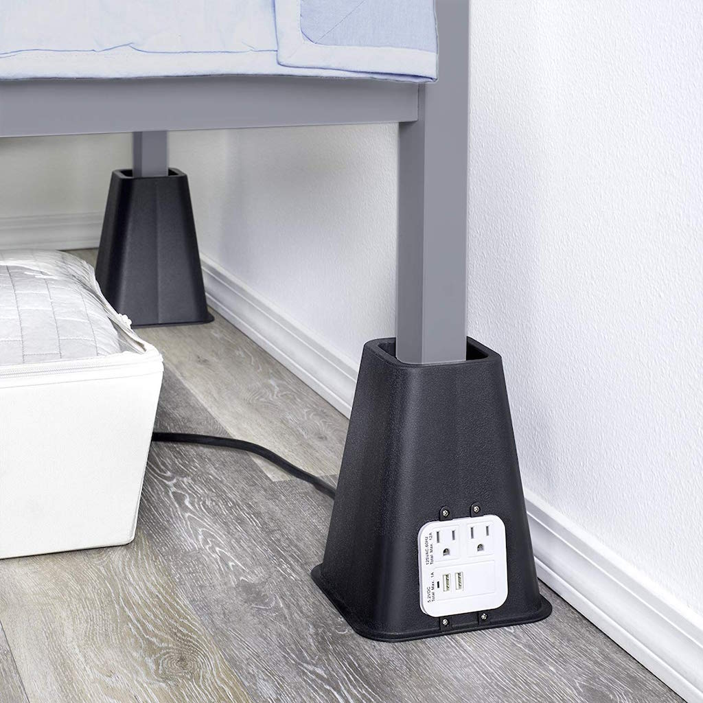 Bed Risers Amazon