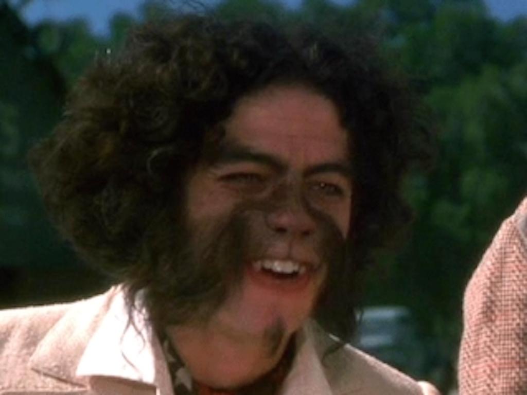Benicio del Toro Big Top Pee-wee
