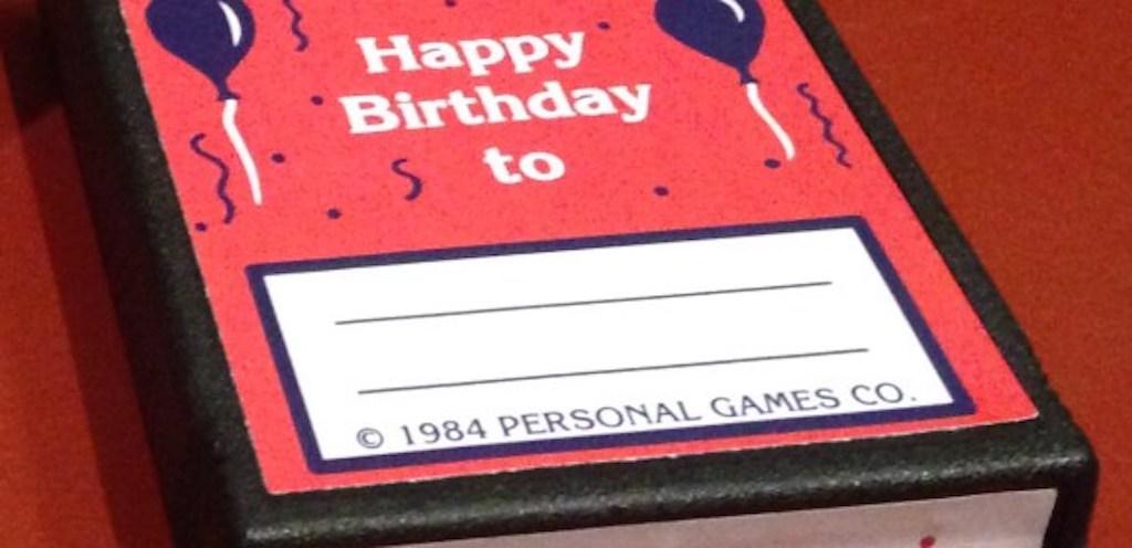 Birthday Mania game