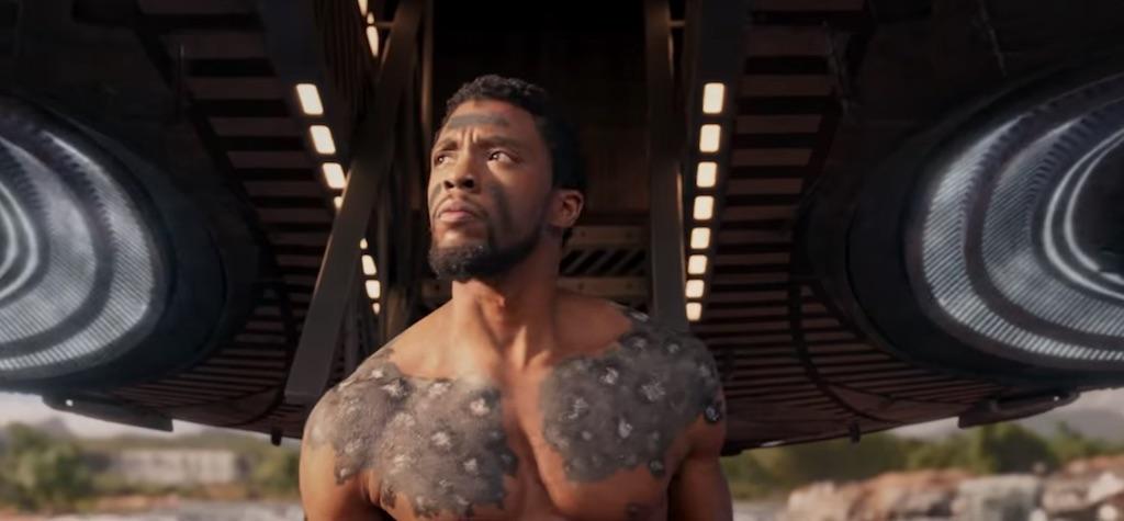 Black Panther movie Netflix