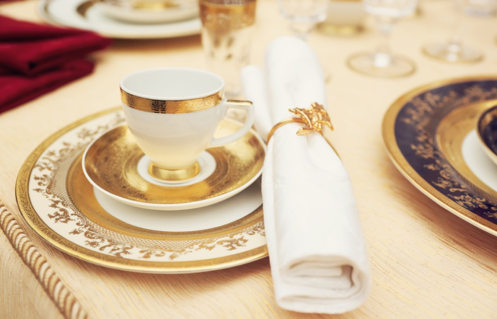 fine china valuable items in your attic